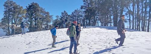 Nag Tibba Trekking Tours