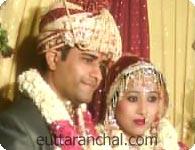 Rajni and Pankaj